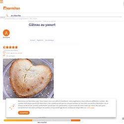 Gâteau au yaourt : Recette de Gâteau au yaourt