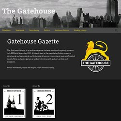 Gatehouse Gazette | The Gatehouse