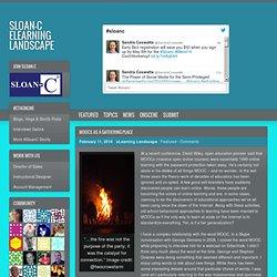 Sloan-C eLearning Landscape