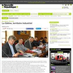 La Gâtine, territoire industriel - 29/09/2015