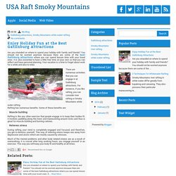 Visit Best of Gatlinburg Attractions with Family