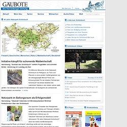 Schönbuch Plan GÄUBOTE