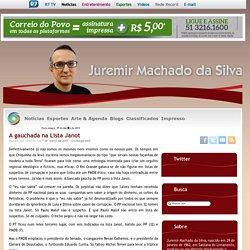 A gauchada na Lista Janot Juremir Machado da Silva