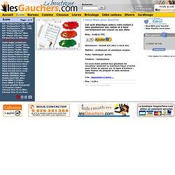 Sous-Main pour Gaucher - Ecole - La boutique Les Gauchers.com