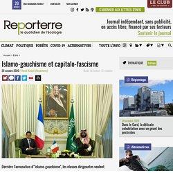 Islamo-gauchisme et capitalo-fascisme
