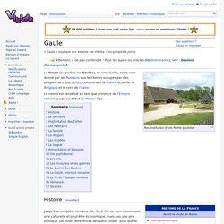 Gaule