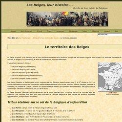 Gaule et Gaulois - Le territoire des Belges en Gaule Belgique