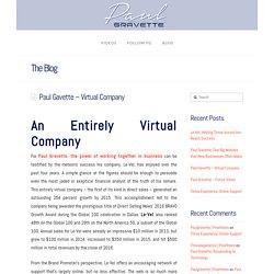 Paul Gavette – Virtual Company