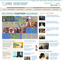 GAVI – The Global Alliance for Vaccines and Immunisation