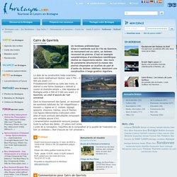 Cairn de Gavrinis / Monuments et musées / Que faire ? / En Morbihan