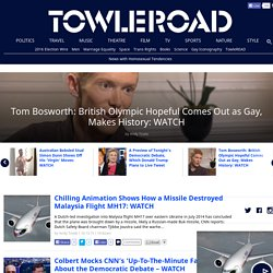 Gay Blog Towleroad: More than gay news | gay men.