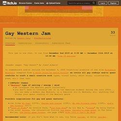 Gay Western Jam