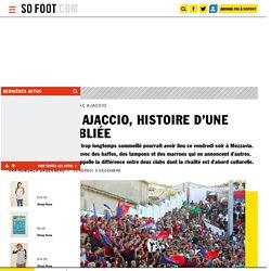 Gazélec-AC Ajaccio, histoire d'une rivalité oubliée - Ligue 2 - France