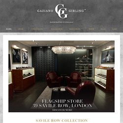 Welcome to Gaziano & Girling Ltd