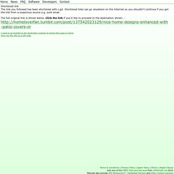 v.gd - Shortened URL
