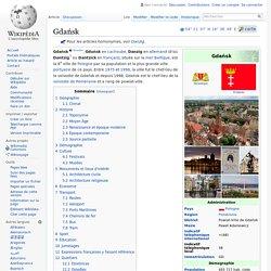 Gdańsk (Dantzig)