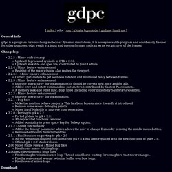 UNIV - LIN] GDPC