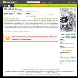 Air Gear Manga - Read Air Gear Manga Online for Free at Manga Fox