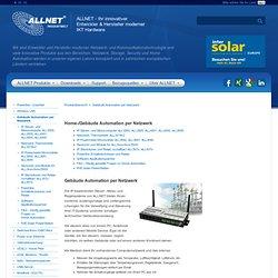 GmbH -Gebäude Automation per Netzwerk