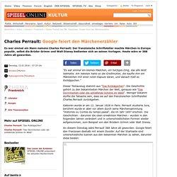 Charles Perrault: Google feiert den Märchenerzähler - SPIEGEL ONLINE - Nachrichten - Kultur