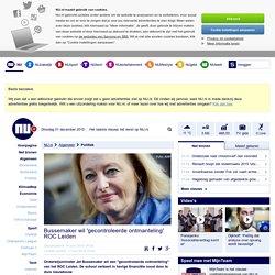 Bussemaker wil 'gecontroleerde ontmanteling' ROC Leiden
