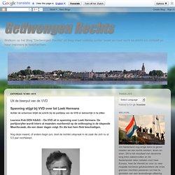 Gedwongen Rechts: Uit de beerput van de VVD