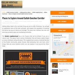 Places to Explore Around Gullah Geechee Corridor