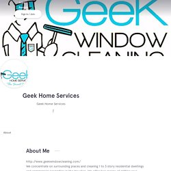 Geek Home Services - Geek Home Services
