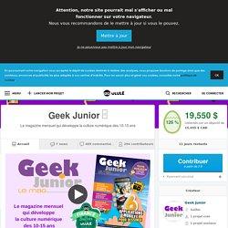 Geek Junior Le Mag