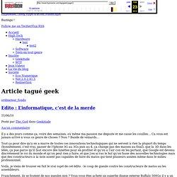 geek « Page 2