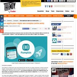 Geekeries : Deux applis pour régler ses comptes (entre amis) - L'Etudiant Trendy