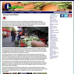 Geelong Farmers Market - Intown Geelong