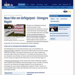 NDR 18/11/16 Neuer H5N8-Fall - Bundesweit strengere Regeln