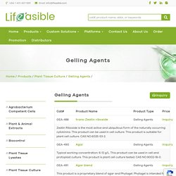 Gelling Agents