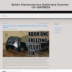 Hoe kunt u voorkomen dat uw Xbox 360 vastloopt?