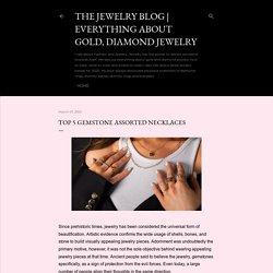 Top 5 Gemstone Assorted Necklaces