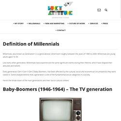 Gen X Gen Y Gen Z Baby Boomers
