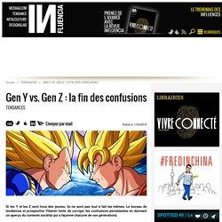 Gen Y vs. Gen Z : la fin des confusions