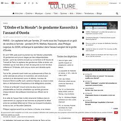 """""""L'Ordre et la Morale"""": le gendarme Kassovitz à l'assaut d'Ouvéa"""