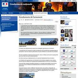 Gendarmerie de l'armement