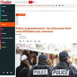 Police et gendarmerie : les infos pour bien vous défendre aux concours