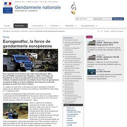 OUI pour eurogendfor qui protège les Banques