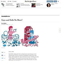 Gender-Based Toy Marketing Returns