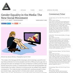 Gender Equality in the Media: The New Social Movement