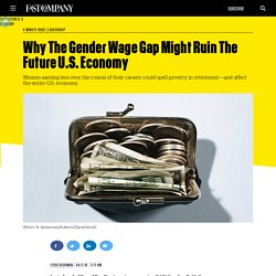 Why The Gender Wage Gap Might Ruin The Future U.S. Economy