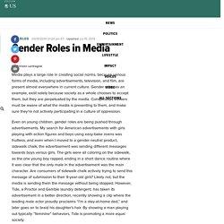 Gender Roles in Media