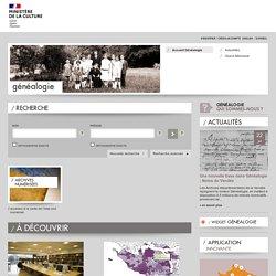 Collections > Généalogie