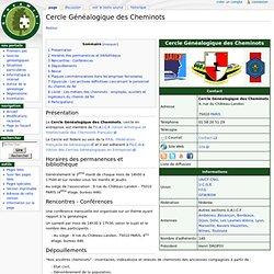 Cercle Généalogique des Cheminots