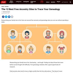Top 10 Free Genealogy Websites For A Free Ancestry Search