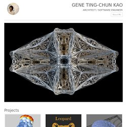 GeneKao Portfolio